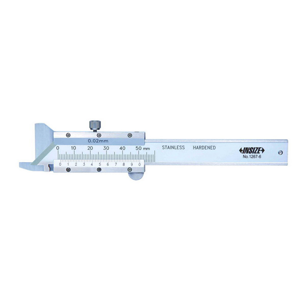 Medidor de Chaflanes 0-10mm - 45º