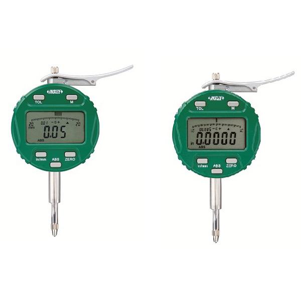 Reloj Comparador Digital Pulsador - 0.01mm/0.0005