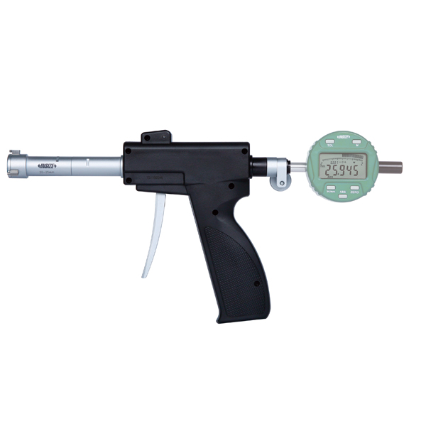 Micrometro 3 Contactos Pistola 12-16mm