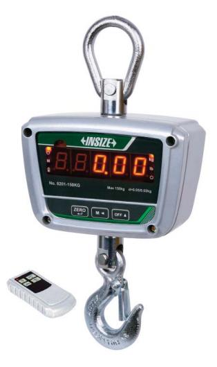Balanza Eletronica Grua 150 Kg